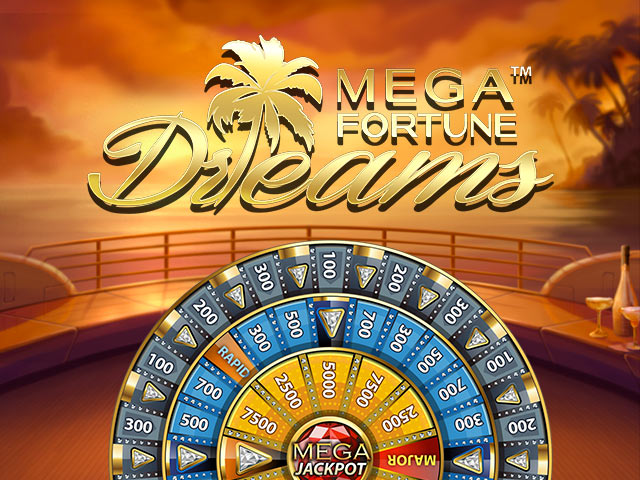 Video slotu spēle Mega Fortune Dreams