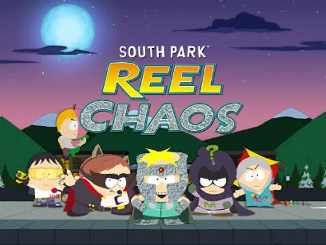 Video slotu spēle South Park: Reel Chaos