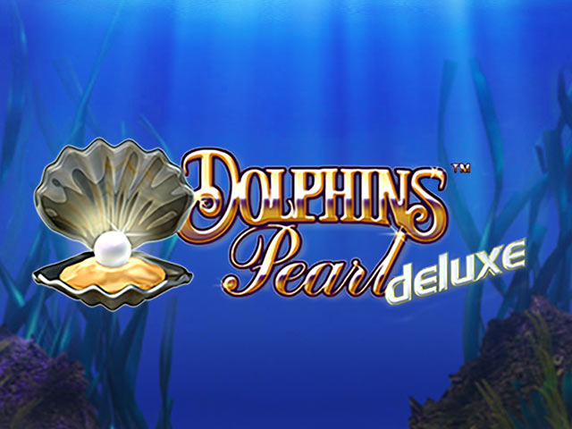 Video slotu spēle Dolphin's Pearl Deluxe