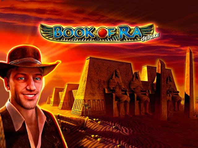Video slotu spēle Book of Ra Deluxe