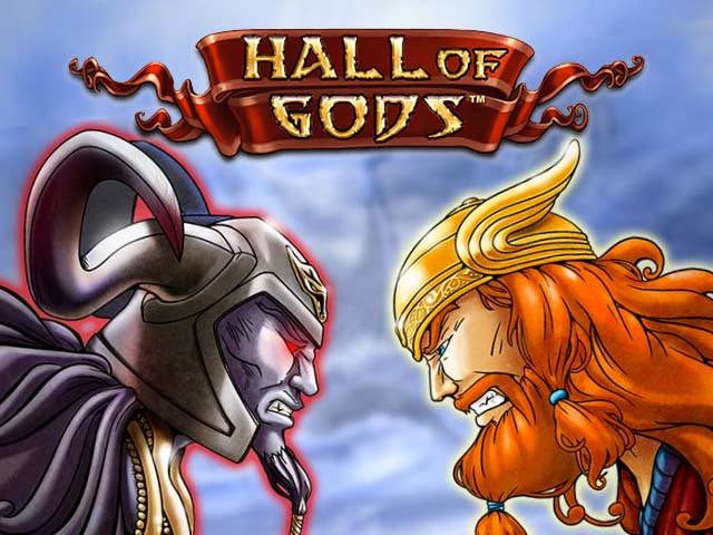 Video slotu spēle Hall of Gods