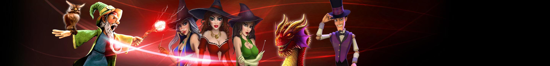 Spēļu automāti ar maģiju un mitoloģiju